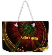 The Giant Wheel Spinning  Weekender Tote Bag