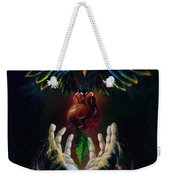 The Gift Weekender Tote Bag by Kd Neeley