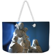 The Gift Of The Rosaries Statue Weekender Tote Bag