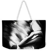 The Girl In My Room Weekender Tote Bag