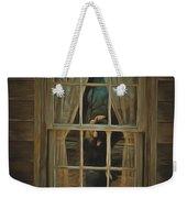The Girl In The Window  Weekender Tote Bag
