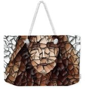 The Girl With No Face Weekender Tote Bag