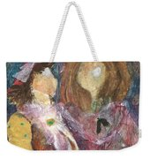 the Girls Weekender Tote Bag by Sherry Harradence
