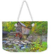 The Glade Grist Mill Weekender Tote Bag