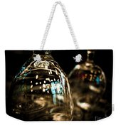 The Glass Isn't Even Half Full.... Weekender Tote Bag