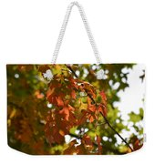 The Glory Of Autumn Weekender Tote Bag