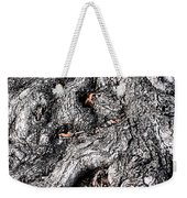 The Gnarled Old Tree Weekender Tote Bag