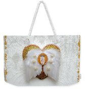 The Goddess Of The Golden Temple Weekender Tote Bag