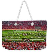 The Going Band From Raiderland Weekender Tote Bag by Mae Wertz
