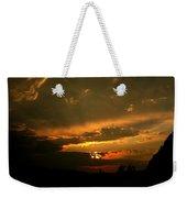 The Golden Hour Weekender Tote Bag