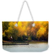 The Golden Hour Weekender Tote Bag