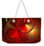 The Golden Light Is Shining Weekender Tote Bag