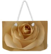 The Golden Rose Flower Weekender Tote Bag