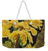 The Golden Tree Weekender Tote Bag