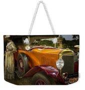 The Golden Twenties Weekender Tote Bag