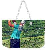 The Golf Swing Weekender Tote Bag