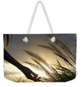 The Good Earth Weekender Tote Bag by Laura Fasulo