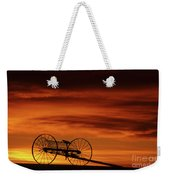 The Good Old Days Weekender Tote Bag by Bob Christopher