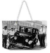 The Good Old Days Weekender Tote Bag