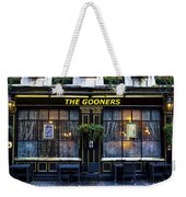 The Gooners Pub Weekender Tote Bag