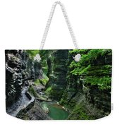 The Gorge Trail Weekender Tote Bag