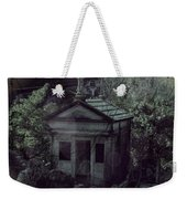 The Gothic Cemetery Weekender Tote Bag