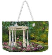 The Governor's Gazebo Weekender Tote Bag