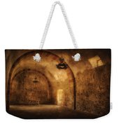 San Jose Mission Granary Weekender Tote Bag