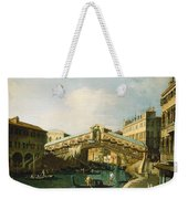 The Grand Canal   Venice Weekender Tote Bag