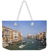 The Grand Canal, Venice Weekender Tote Bag