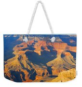 The Grand Canyon From Outer Space Weekender Tote Bag