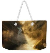 The Grand Canyon Of Yellowstone Weekender Tote Bag