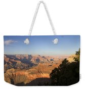 The Grand Canyon Towards Sunset Weekender Tote Bag