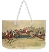 The Grand National Over The Water Weekender Tote Bag