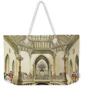 The Grand Staircase, Windsor Castle Weekender Tote Bag