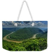The Grand View Weekender Tote Bag