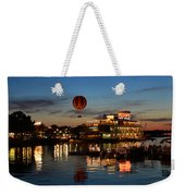 The Great And Powerful Oz Over Downtown Disney Weekender Tote Bag
