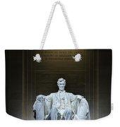 The Great Emancipator Weekender Tote Bag