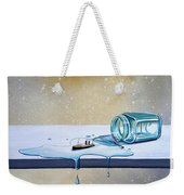 The Great Escape Weekender Tote Bag by Cindy Thornton