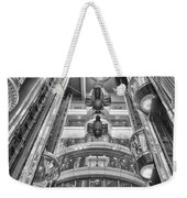 The Great Glass Elevators Weekender Tote Bag