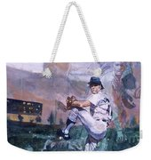 The Great Pitchers Best Hurlers Face Weekender Tote Bag