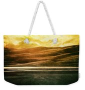 The Great Sand Dunes Weekender Tote Bag by Brett Pfister