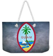 The Great Seal Of Guam Territory Of Usa  Weekender Tote Bag