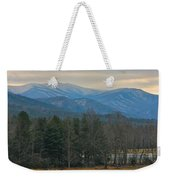 The Great Smoky Mountains From Cades Cove Weekender Tote Bag