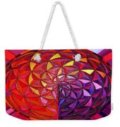 The Great Sphere Weekender Tote Bag
