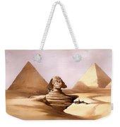 The Great Sphinx Weekender Tote Bag