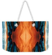 The Great Spirit - Abstract Art By Sharon Cummings Weekender Tote Bag