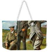 The Great Triumvirate Weekender Tote Bag