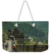The Great Wall Weekender Tote Bag