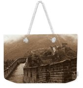 The Great Wall Card Weekender Tote Bag
